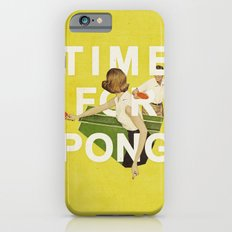 Time For Pong Slim Case iPhone 6s