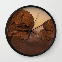 There Is None Wall Clock