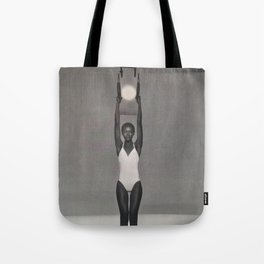 Hanging By A Thread Tote Bag