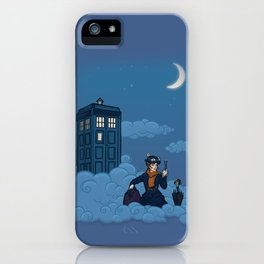 Nanny Who iPhone Case
