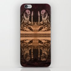 Wise Owls iPhone Skin