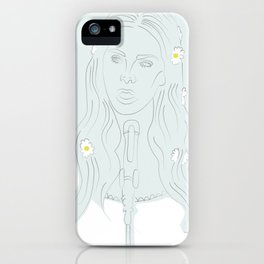 Lana Love iPhone Case