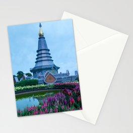 Pra MA Ha Tat Noppamethanedon & Nopphonphusiri Stationery Cards