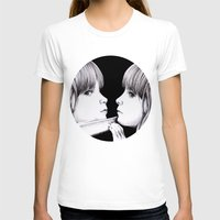 mirror T-shirts featuring MIRROR by Dianah B