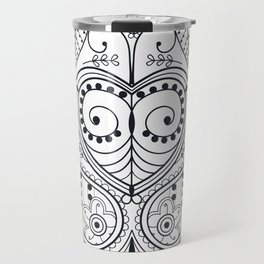 Leaf Mirrors Travel Mug