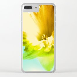Spring Opening Clear iPhone Case