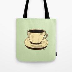 good ol' cup of coffee, I. Tote Bag