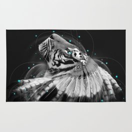 Don't Define the World (Chief of Dreams: Tiger ) Tribe Series Rug