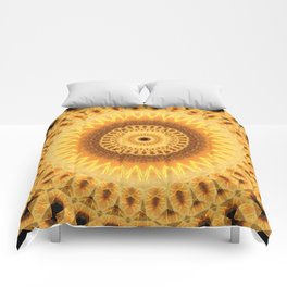 Embers Mandala Comforters