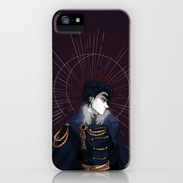 Morozova's Collar iPhone Case