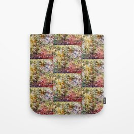 Soothing Heather Tote Bag