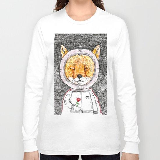 Le Petit Fox  Long Sleeve T-shirt