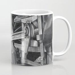 Train Artwork Coffee Mug