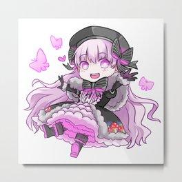 Fate/Grand Order Nursery Rhyme Metal Print