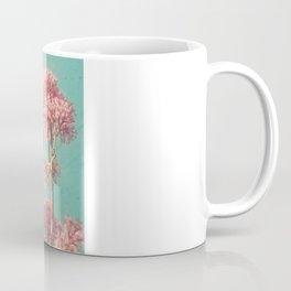 Pink Milkweed Coffee Mug