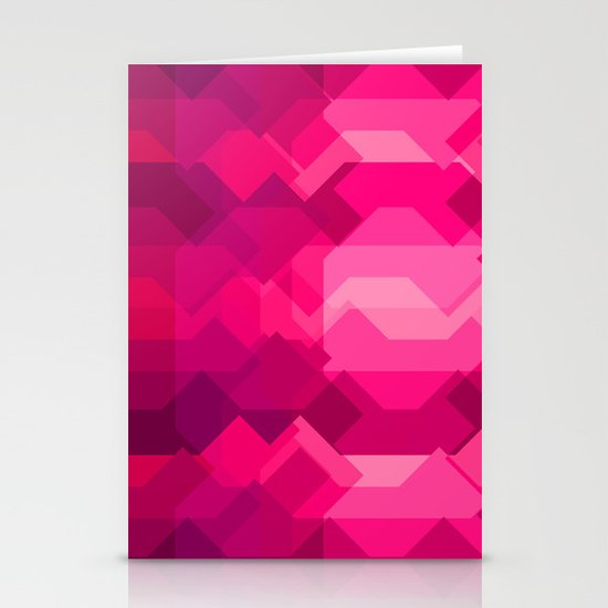 Gemstone - Ruby Stationery Cards