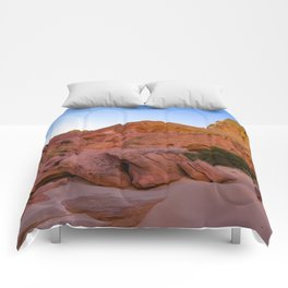 Colorful Sandstone, Valley of Fire - III Comforters
