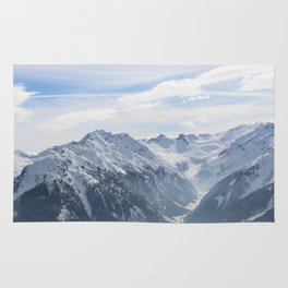 Wunderfull Snow Mountain(s) 2 Rug