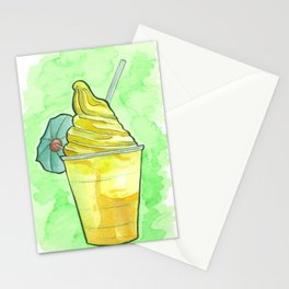 Dole Whip Stationery Cards