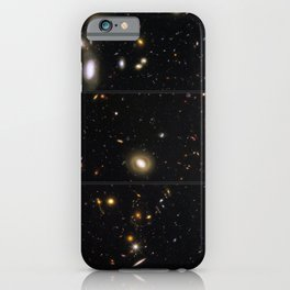 Hubble Space Telescope - Close-Up Views of the GOODS Field iPhone Case
