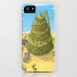 Desert Tart iPhone Case