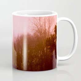 Pink Trees Coffee Mug