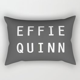 EFFIE QUINN Rectangular Pillow