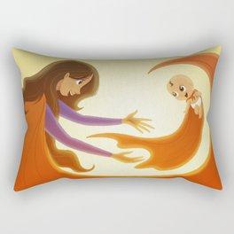 Supermom! Rectangular Pillow