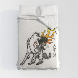 Amaterasu Ink Comforters