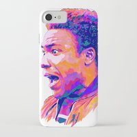 childish gambino iPhone & iPod Cases featuring CHILDISH GAMBINO // NEXTGEN RAPPERS by mergedvisible
