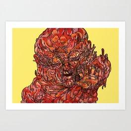 TETSUO02 Art Print