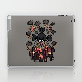 All is lost, hyperpoultry's wrath prevails Laptop & iPad Skin