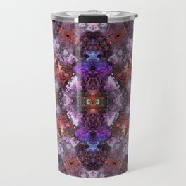 Cosmos Kaleidoscope #3 Travel Mug