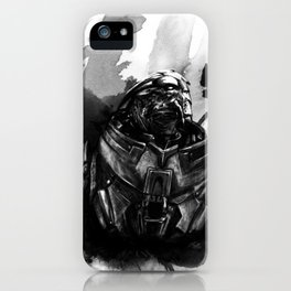 Forgive the insubordination iPhone Case