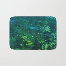 Aquarine Bath Mat
