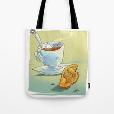 Perfect morning Tote Bag