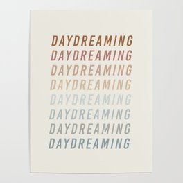Daydreaming Poster