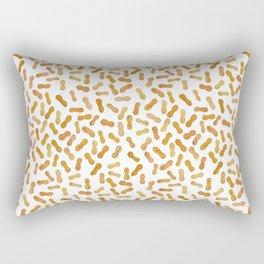 Boiled Peanuts Rectangular Pillow