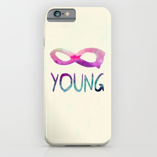 Forever Young iPhone & iPod Case