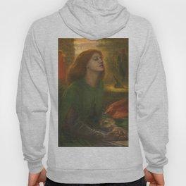 Dante Gabriel Rossetti - Beata Beatrix Hoody