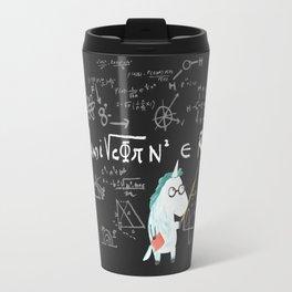 Unicorn = real Travel Mug