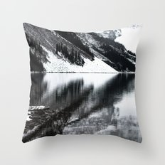 Water Reflections II Throw Pillow