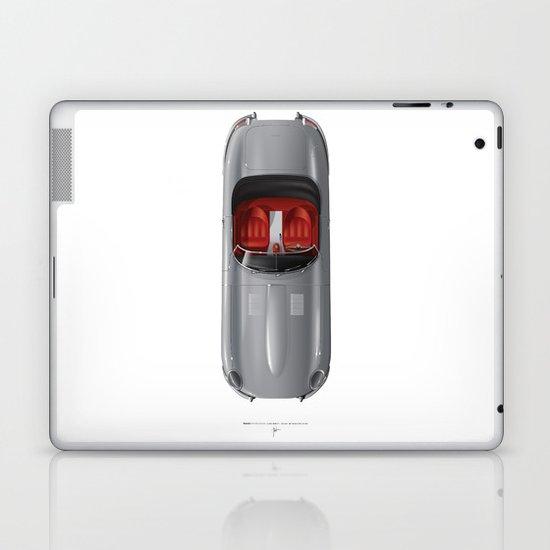 Classic Series N.º1, Jaguar E Laptop & iPad Skin