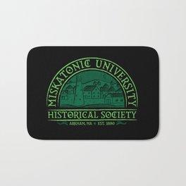 Miskatonic Historical Society Bath Mat