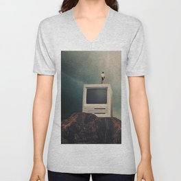 We are going to Escape Unisex V-Neck