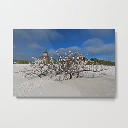 Gasparilla After Irma Metal Print