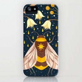 Harvester of gold iPhone Case