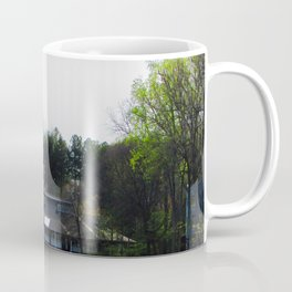 Lake Lure. Lets Get Away Coffee Mug