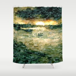 Sympathy Shower Curtain