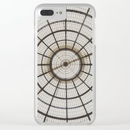 A Glass View Clear iPhone Case